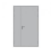 Дверь противопожарная металлическая ДПМ-2 EI-60 (двуполая без остекления)